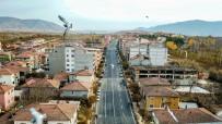 SICAK ASFALT - Büyükşehir'den Doğanşehir'e 35 Milyon TL'lik Altyapı Yatırımı