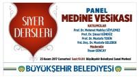 MEDINE - Büyükşehir'den Panele Davet