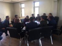 HAVA SICAKLIĞI - Çaldıran'da 'Kriz Masası' Oluşturuldu