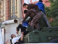 REHİNE KRİZİ - Cezaevi firarisi ailesini rehin aldı