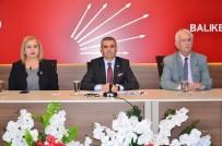 PARTİ ÜYESİ - CHP'de Kongre Süreci Başladı