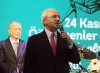 ATAŞEHİR BELEDİYESİ - CHP Genel Başkanı Kılıçdaroğlu, Ataşehir'de Öğretmenlerle Bir Araya Geldi