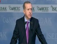İSLAM İŞBİRLİĞİ TEŞKİLATI - Cumhurbaşkanı Erdoğan: Kirli bir senaryo uygulanıyor