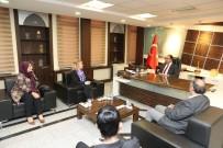 BELEDİYE BAŞKANLIĞI - Demet Sabancı'dan Büyükşehir Belediyesine Ziyaret