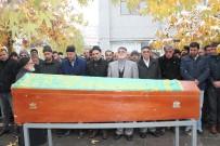 AKÇAKIRAZ - Denize Düşen Araçta Hayatını Kaybeden 3 Çocuk Babası Son Yolculuğa Uğurlandı