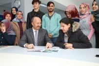 SULTANGAZİ BELEDİYESİ - Dijital Kütüphane Sultangazi'de Açıldı