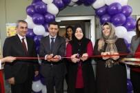 KADIN YAŞAM MERKEZİ - Diyarbakır'da Kadın Yaşam Merkezi Açıldı