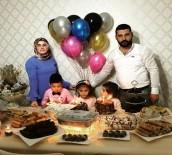 MERMİ - Doktorların 'Yaşama Şansı Az' Dediği Üçüzler 6 Yaşında