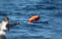 UÇAK GEMİSİ - Düşen Uçaktan 8 Kişi Kurtarıldı