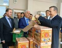 İMAM HATİP - Edremit Belediyesinden Okullara 20 Bin Kitap