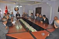 İÇME SUYU - Erkenek Grup İçme Suyu Birliği Toplantısı Düzenlendi