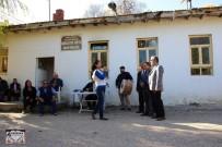 BALLıK - Eskişehirli Sanatçılardan Gürleyik Köyü'ne Kültür, Sanat, Tarih Ve Doğa Gezisi