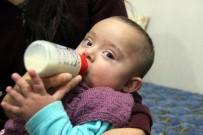 AMELIYAT - Eymen Bebek Yaşamak İçin Yardım Bekliyor