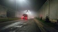 ORGANİZE SANAYİ BÖLGESİ - Fabrika Yangınında Faciayı Planlı Yapılaşma Önledi