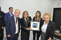 KADIN MİLLETVEKİLİ - Fatma Şahin'den Eğitim Duayeni Nüket Ersoy'a Kutlama