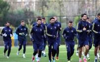 CAN BARTU - Fenerbahçe'de, Antalyaspor Mesaisi Sürdü