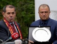 FATİH TERİM - Galatasaray'da Terim görüşmesi