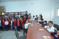 GEZİCİ KÜTÜPHANE - 'Gezici Kütüphane İle Hakkari Okuyor' Projesi