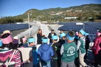 GÜNEŞ ENERJİSİ - Güneş Enerjisi Santrali Öğrencileri Ağırladı