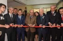 MAHMUT DEMIRTAŞ - Iraklı İş Adamının Yaptırdığı Z-Kütüphane Açıldı