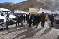 BİTLİS - İran Heyeti, DAKA'nın Davetlisi Olarak Van'a Geldi