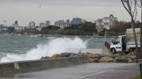 İSTANBUL DENIZ OTOBÜSLERI - İstanbul'da Deniz Ulaşımına Lodos Engeli