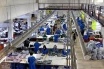 ANTALYA - İstihdam, 1 Yılda 794 Bin, 1 Ayda 124 Bin Arttı