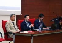 VALİ YARDIMCISI - İZDES Projesi Çalışma Toplantısı Yapıldı