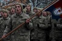 KADIN ASTSUBAY - Jandarmanın 'Şerife Bacıları' göreve hazır