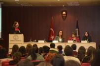 SOSYOLOG - 'Kadına Yönelik Şiddetin Toplumsal Yüzü' Anadolu Üniversitesi'nde Ele Alındı