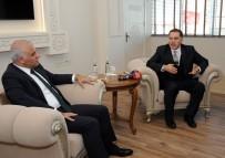 KAMU DENETÇİLERİ - Kamu Başdenetçisi Şeref Malkoç Açıklaması