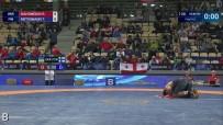 KAYSERİ ŞEKERSPOR - Kayseri Şekersporlu Milli Güreşçi Dünya Şampiyonu Oldu
