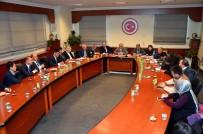ALI AYDıN - Kırgız Belediye Başkanlarına Bağcılar'da Finans Yönetimi Sunumu
