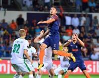 PELIKAN - Medipol Başakşehir, UEFA Avrupa Ligi'nde Ya Tamam Ya Devam Maçında