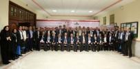 YAZ OKULLARI - Merkezi Asya Üniversiteler Birliği Genel Kurul Toplantısı Gerçekleştirildi
