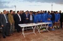 AHMET ÜNAL - MGC'den Mersin İdmanyurdu'na Destek Ziyareti