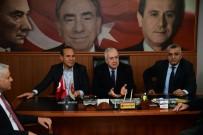 KARDEŞ KAVGASI - MHP Genel Başkan Yardımcısı Sadir Durmaz Açıklaması