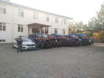 JANDARMA - Milas'ta Jandarma Halkın Huzuru İçin Mesai Yaptı