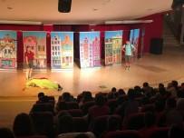 ŞÜKRÜ SÖZEN - Miniklere Çevre Duyarlılığı Tiyatrosu