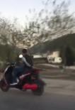 CEP TELEFONU - Motosikletli Gençlerin Tehlikeli Yolculuğu