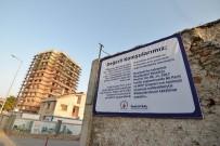 ANTALYA - Muratpaşa Belediyesi'nden Fen İşleri Şantiyesi'ne Bilgilendirme Panosu