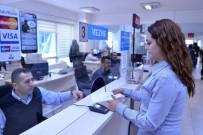 ALİ ÇETİNKAYA - Muratpaşa Vezneleri Hafta Sonu Açık