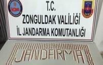 JANDARMA - Müzikhol Müdürünün Üzerinde Bin 280 Adet Uyuşturucu Hap Ele Geçirildi