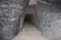 ALTIN MADENİ - 7 Bin Yıllık Kaya Tuzu Mağarası Türkiye'nin Tuz İhtiyacını Karşılıyor