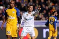 CRİSTİANO RONALDO - Ronaldo Şampiyonlar Ligi tarihine geçti