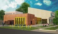 SİNEMA SALONU - Şanlıurfa'ya Yeni Bir Kütüphane Kazandırılıyor