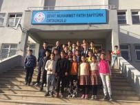 MUHAMMET FATİH SAFİTÜRK - Şehit Kaymakam Safitürk'ün Adı Malazgirt'te Bir Okula Verildi
