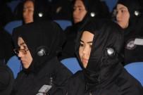 BAKAN YARDIMCISI - Sivas'ta 243 Afgan Kadın Polis Adayı Eğitime Başladı