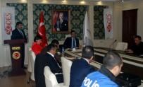 VALİ YARDIMCISI - SODES Bilgilendirme Toplantısı Düzenlendi