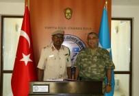 SOMALI - Somali Genelkurmay Başkanı Gorod, Türk Görev Kuvvet Komutanlığını Ziyaret Etti